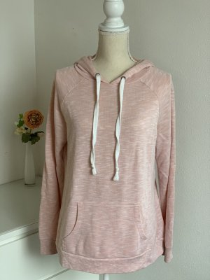 Rosa Kapuzen Pullover Sweatshirt Hoodie