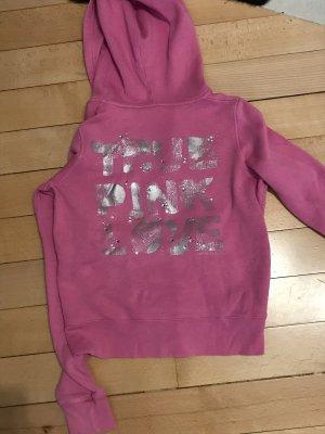 Pink Victoria's Secret Pull à capuche rose clair-rose