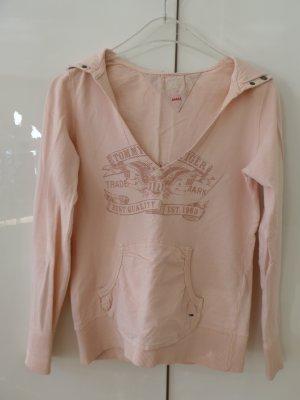 Rosa Kapuzensweater von Tommy Hilfiger - Gr. S