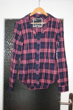 Madonna Shirt Blouse magenta