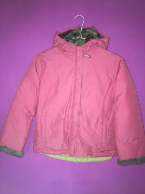 Woolrich Giacca invernale rosa-rosa Pelliccia