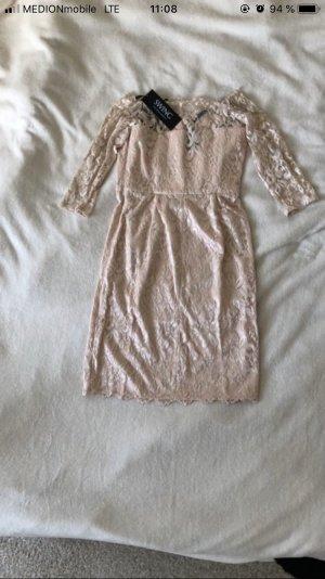 Rosa Kleid Cocktailkleid festlich SWING