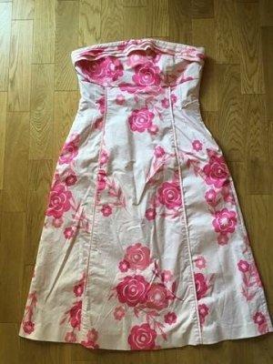 Rosa Kleid, Gr. 38, Blumenkleid