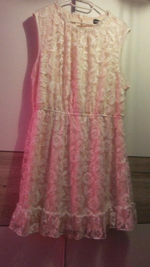 Kik Lace Dress pink-light pink