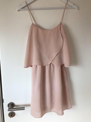 rosa Kleid von Mango Gr. 34