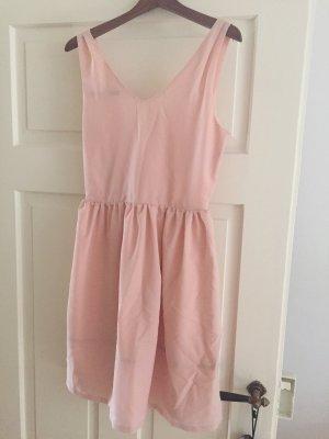 Balloon Dress pink