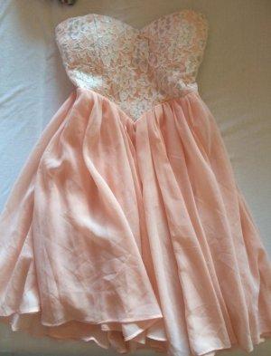 Rosa kurzes Kleid von Dotti