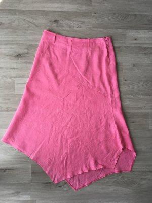 rosa Leinenock - aus spanischer Boutique - Gr 38
