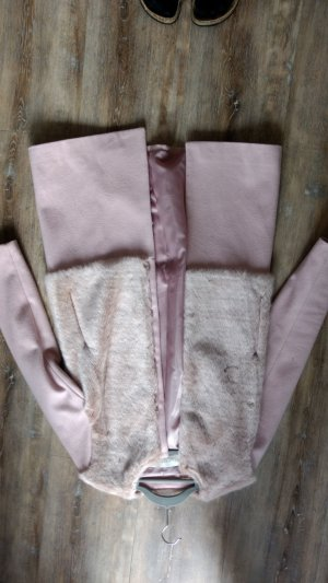 Zara Winter Coat light pink-pink