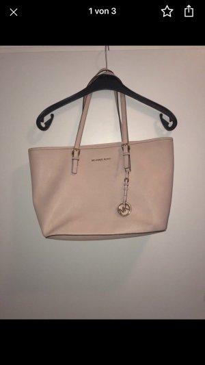 Rosa Michael Kors Handtasche