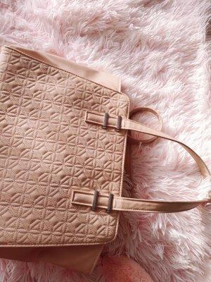 Rosa-nude Handtasche