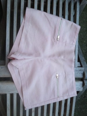Rosa Nude Hotpants Größe 36