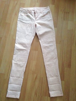 Promod Low Rise Jeans pink-nude