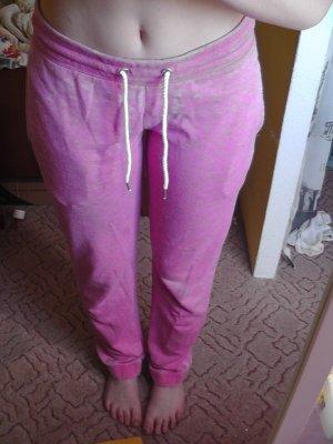 Rosa/pink Jogginghose wasted größe 38