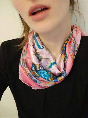 Halsdoek roze-roze