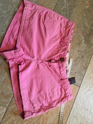 Rosa / Pinke Shorts von H&M