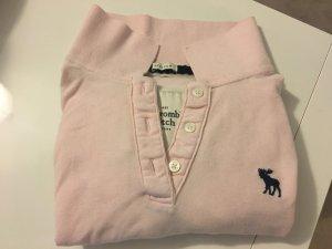 Rosa Poloshirt von Abercrombie & Fitch