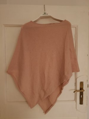 Gina Tricot Poncho dusky pink-pink