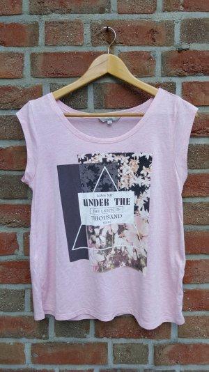 Rosa- Print- T-Shirt