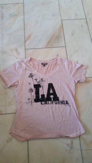 Rosa Printshirt