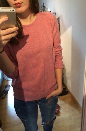 H&M L.O.G.G. Kraagloze sweater roze
