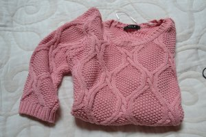 Vila Knitted Sweater pink