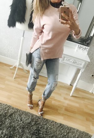 Rosa pulli pullover cut out