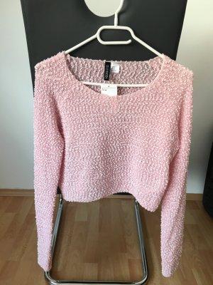 Rosa Pulli Pullover H&M