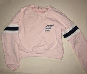 Subdued Jersey largo rosa claro
