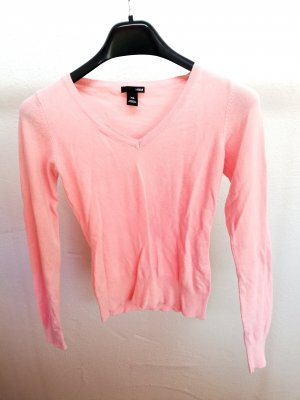 Rosa Pullover H&M Gr. XS