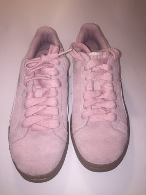 Puma Lace-Up Sneaker pink-light pink