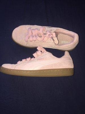 Puma Zapatos brogue rosa claro