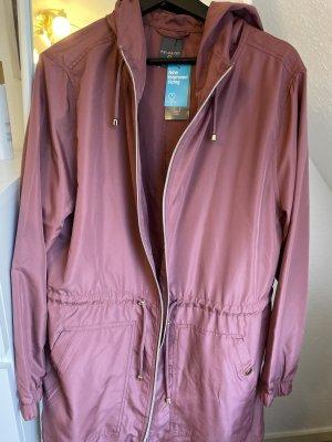 Primark Raincoat dusky pink