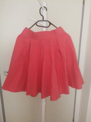 Orsay Skater Skirt salmon-bright red