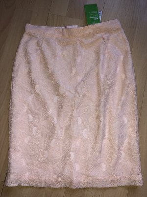 H&M Lace Skirt pink