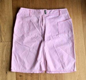 Amisu Falda de tubo multicolor Algodón