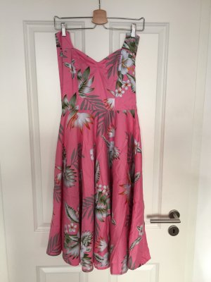 Hell Bunny Petticoat Dress multicolored cotton