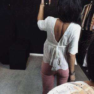Rosa Rose Jeans zara