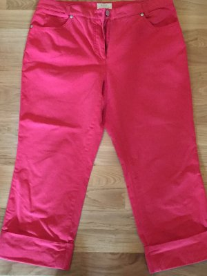 Brax 7/8 Length Trousers neon red-bright red