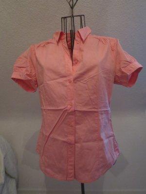rosa/rote Bluse von Esprit Gr. 36/S