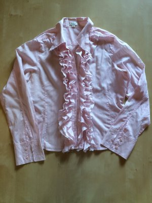 Aygill's Ruffled Blouse light pink