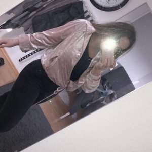 H&M Giacca mezza stagione color oro rosa
