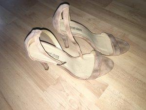 Rosa Sandaletten - Größe 38