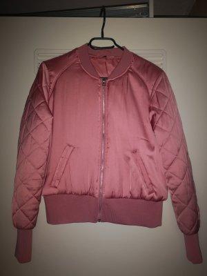 H&M Bomberjack roze