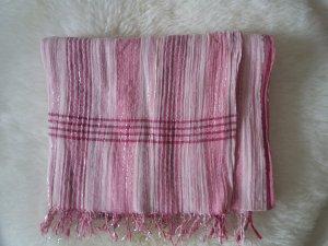 rosa Schal