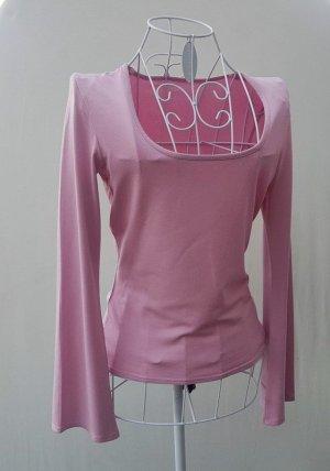 "rosa Shirt von ""Claire.dk"" Gr.36 -top-"