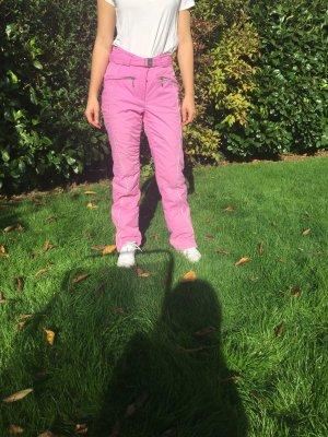 MDC Pantalone da neve fucsia neon