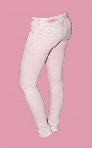 Rosa Skinny Jeans H&M