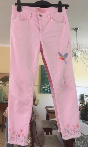 Pierre Cardin 7/8 Length Trousers pink