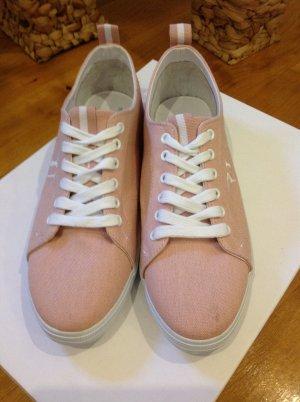 Rosa Sneaker Gr. 41, neu von Trussardi Jeans
